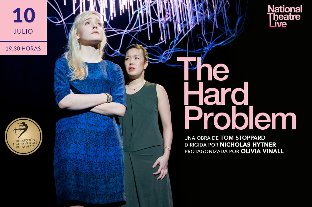 National Theatre Live: 'The Hard Problem'