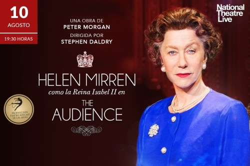 National Theatre Live: 'The Audience'