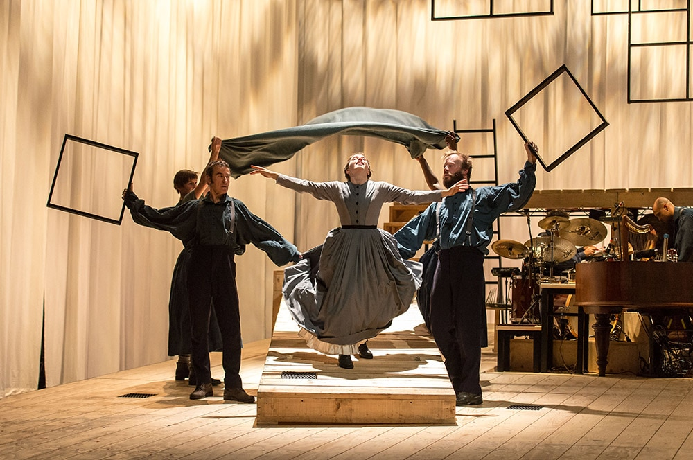 Jane Eyre - National Theatre Live