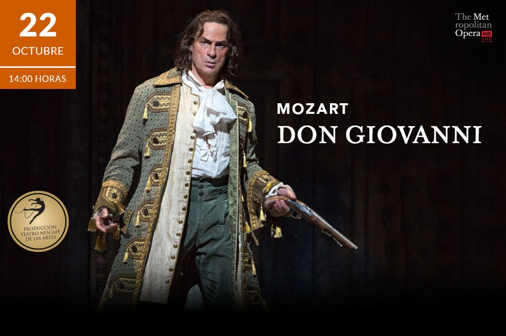 The Metropolitan Opera: Don Giovanni