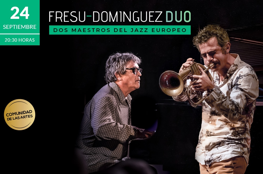 Fresu & Dominguez Duo