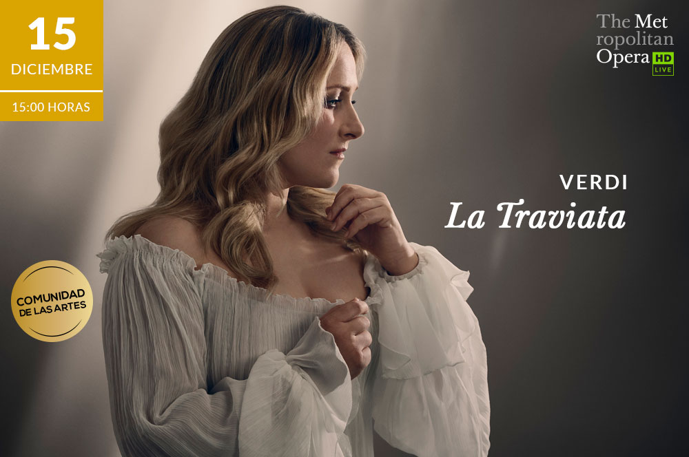 The Metropolitan Opera: La Traviata