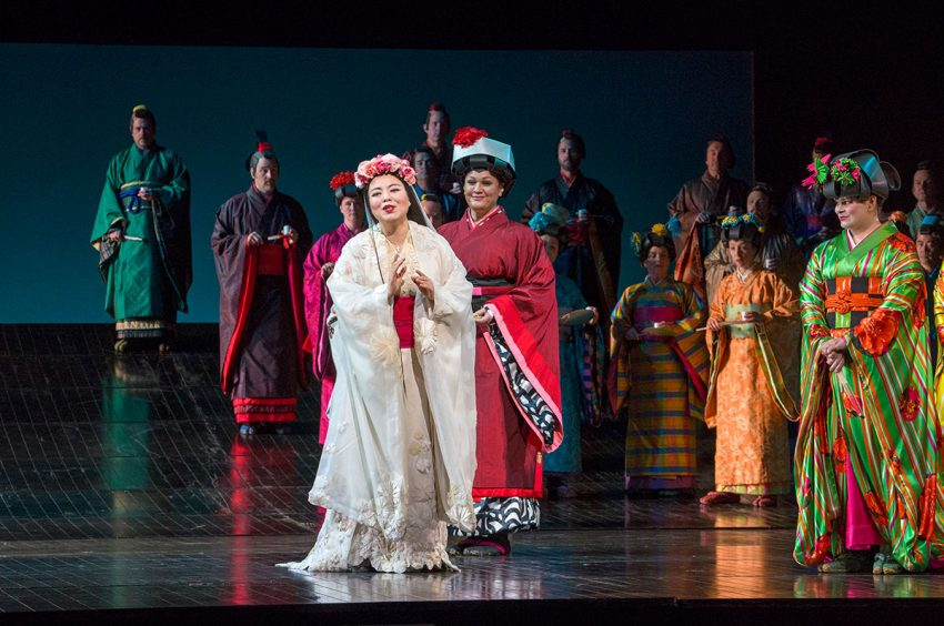 The Metropolitan Opera - Madama Butterfly