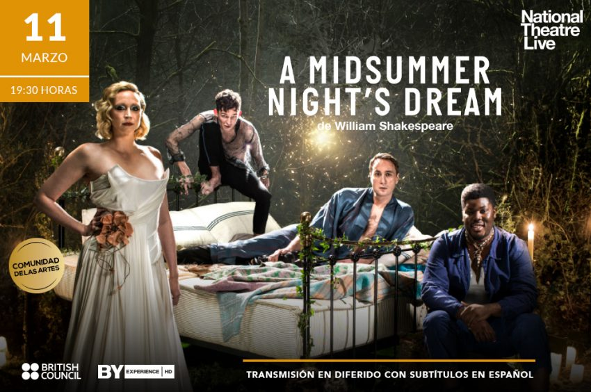National Theatre Live: A Midsummer's Night Dream